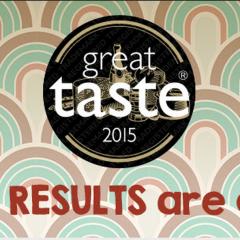 Great Taste 2015 Award Winner